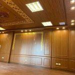 Nên ốp tường bằng vật liệu gì ? Các vật liệu làm vách ngăn phòng khách phòng ngủ giá rẻ